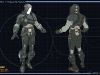 Lehká zbroj Imperial Agenta