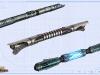Dvojité světelné meče Jediů