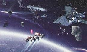 Vesmírné bitvy