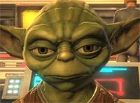 Toto není Yoda