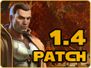 Patch 1.4 na PTS