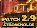 Patch 2.9: Galactic Strongholds