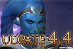 Game Update 4.4