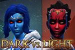 Dark vs. Light Event
